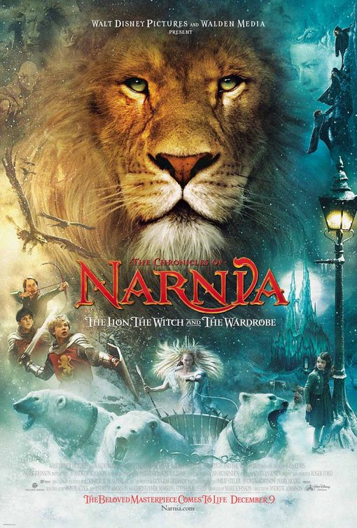 The Chronicles of Narnia: The Lion, the Witch & the Wardrobe (2005, Disney)