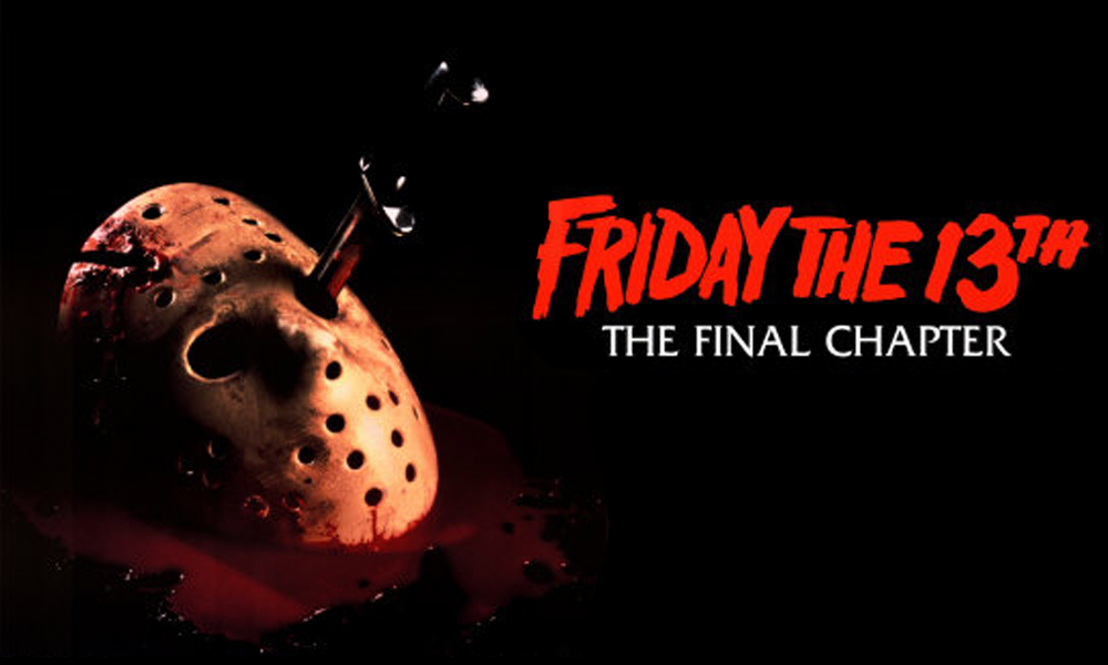Friday the 13th: The Final Chapter (1984, Paramount)