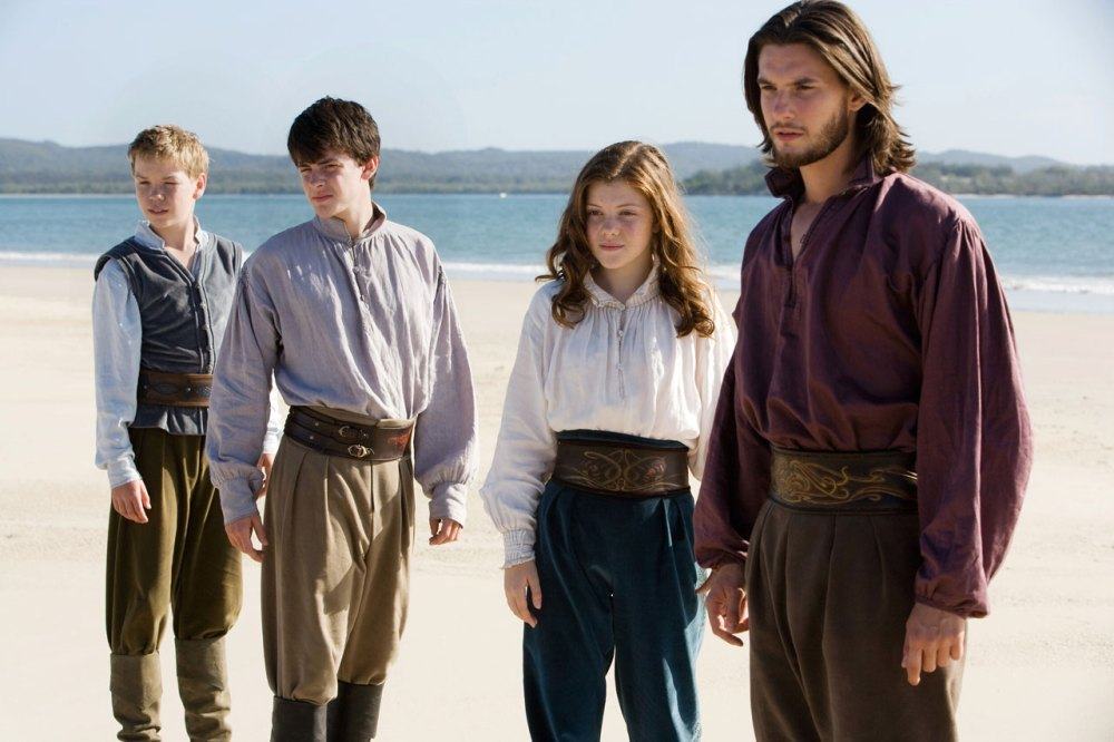 Review- The Chronicles of Narnia: The Voyage of the Dawn Treader