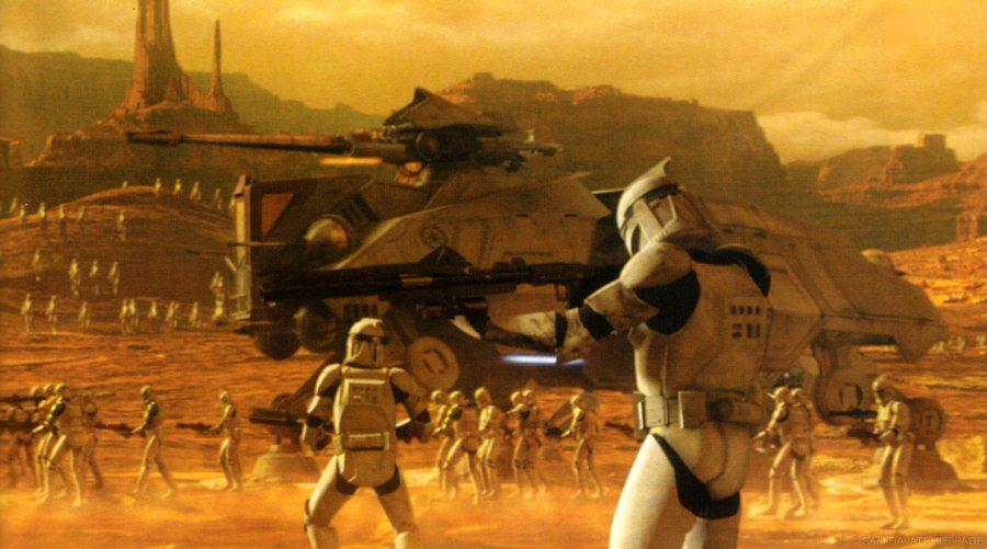 Star Wars: Episode II: Attack of the Clones (20th Century Fox)