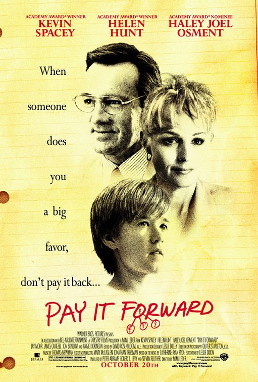 Pay it Forward (Warner Bros.)