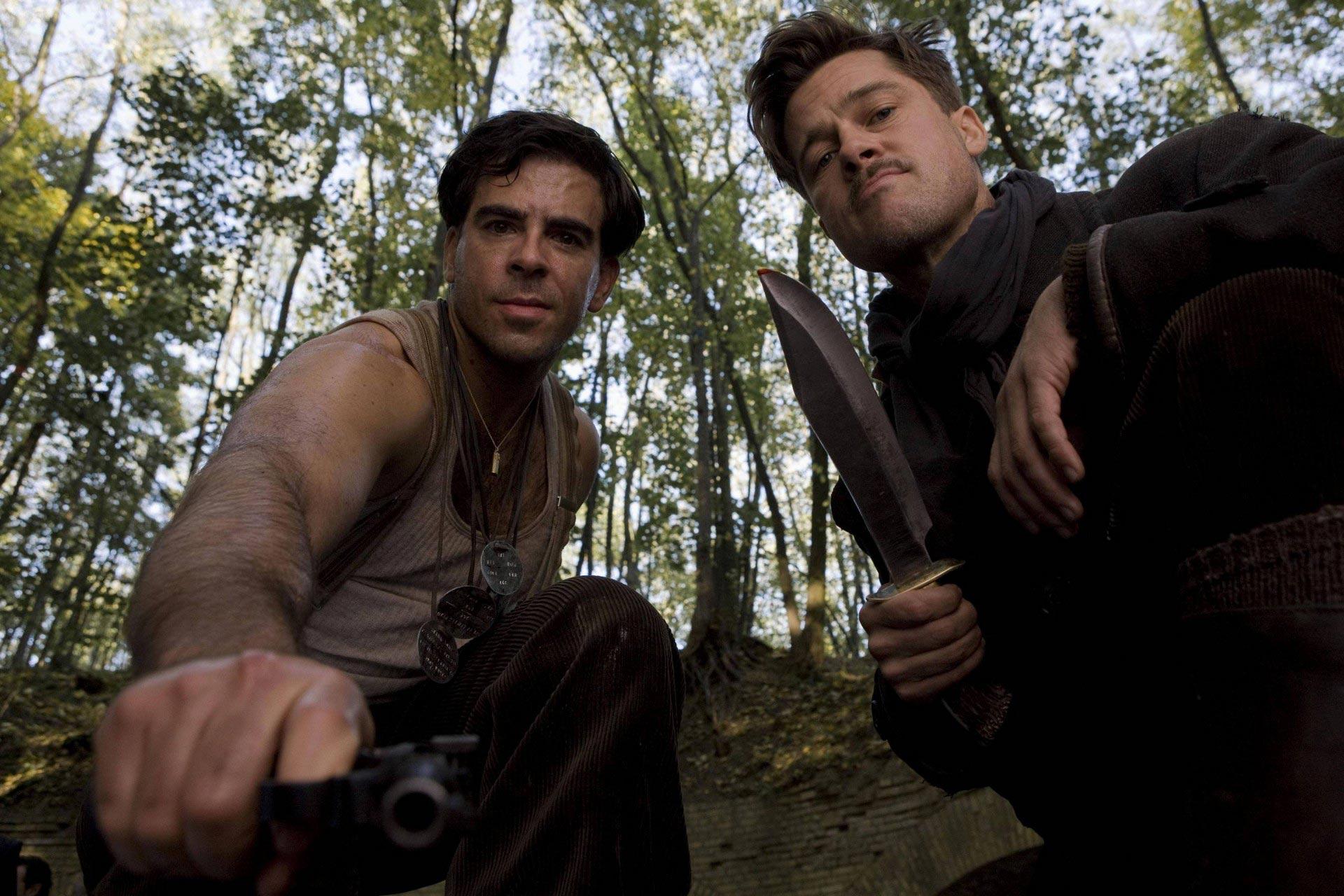 Inglourious Basterds (2009, The Weinsteinpany)