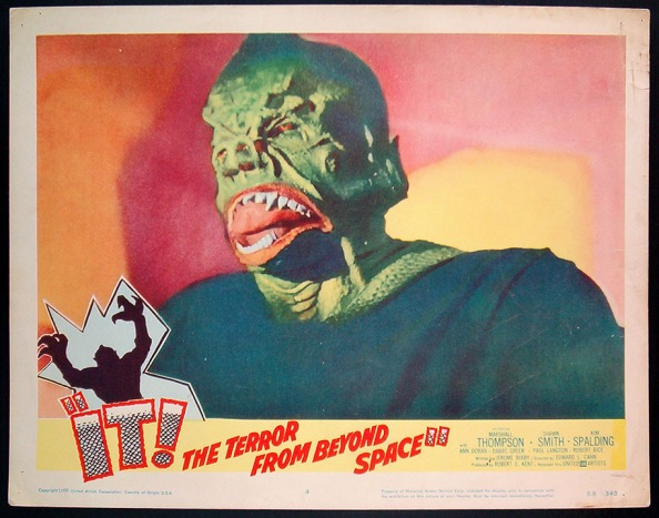 It! The Terror From Beyond Space (1958, MGM)
