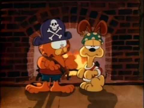 61 Days of Halloween- Garfield's Halloween Adventure | The Movie Rat
