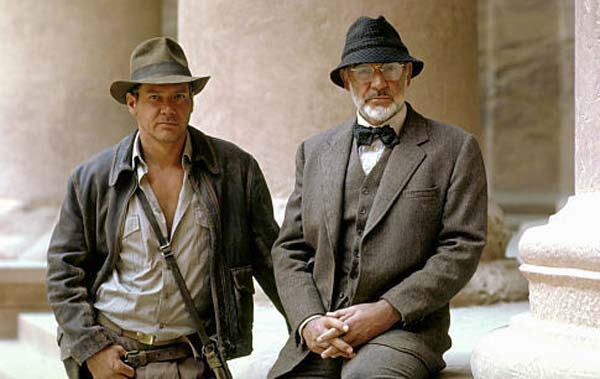 Indiana Jones and the Last Crusade (1989, Paramount)