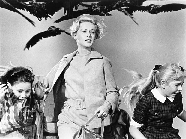 The Birds (1963, Universal)