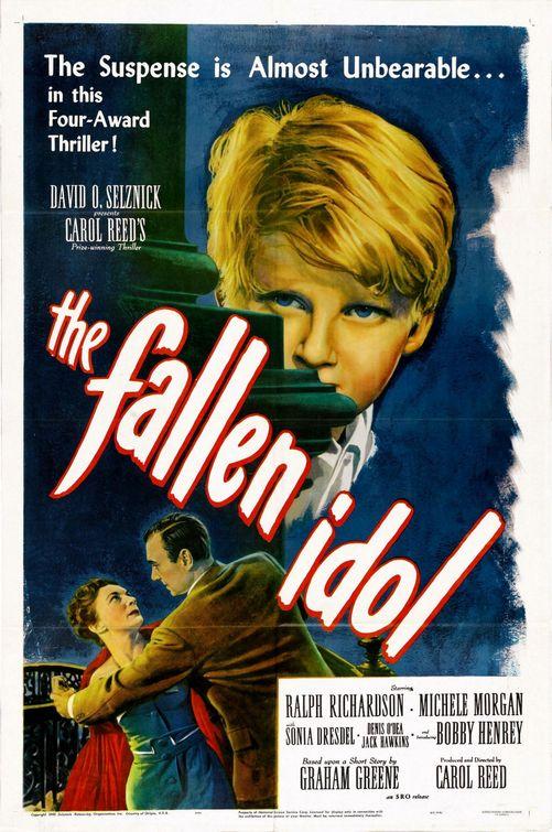 The Fallen Idol (1948, Selznick Releasing Organization)