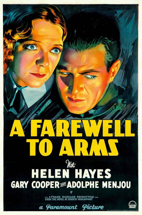 Frederic Henry of A Farewell to Arms Research Papers