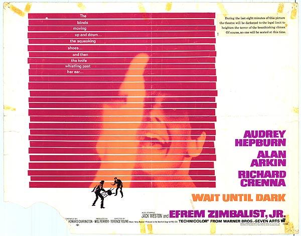 Wait Until Dark (1967, Warner Bros.)
