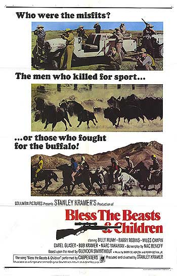 Bless the Beasts & Children (1971)