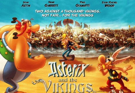 Asterix and the Vikings (2006, M6)