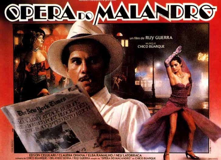 A Opera do Malandro (1986, The Samuel Goldwyn Company)