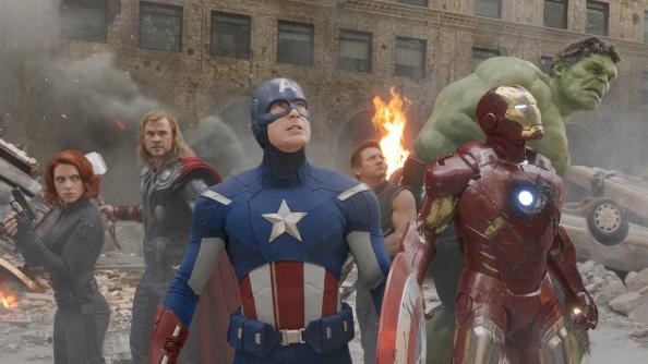 The Avengers (2012, Disney/Paramount)