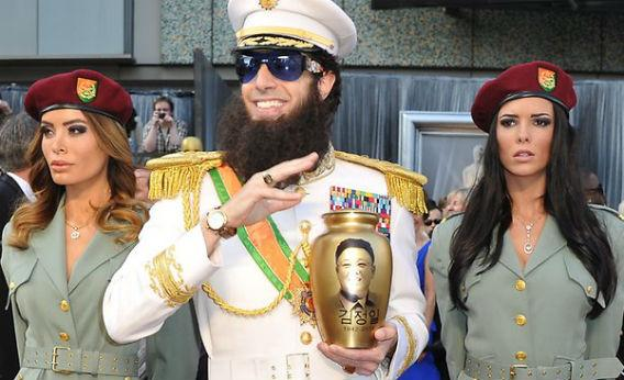 The Dictator (2012, Paramount)