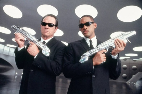 Men in Black 3 (2012, Columbia Pictures)