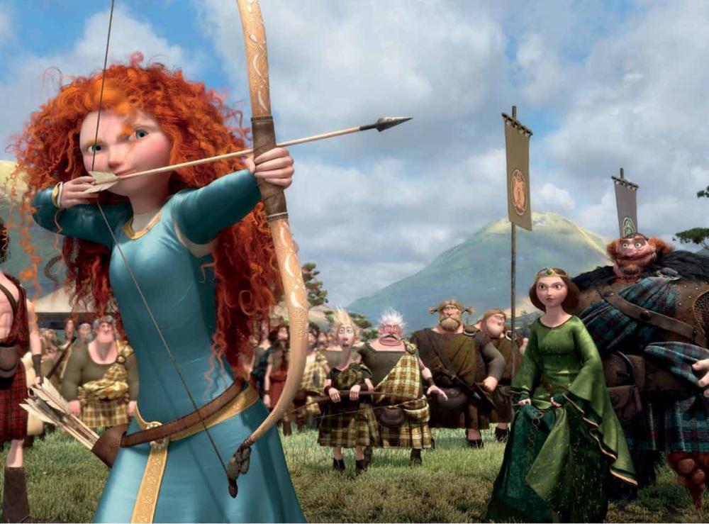 Brave (2012, Disney/Pixar)
