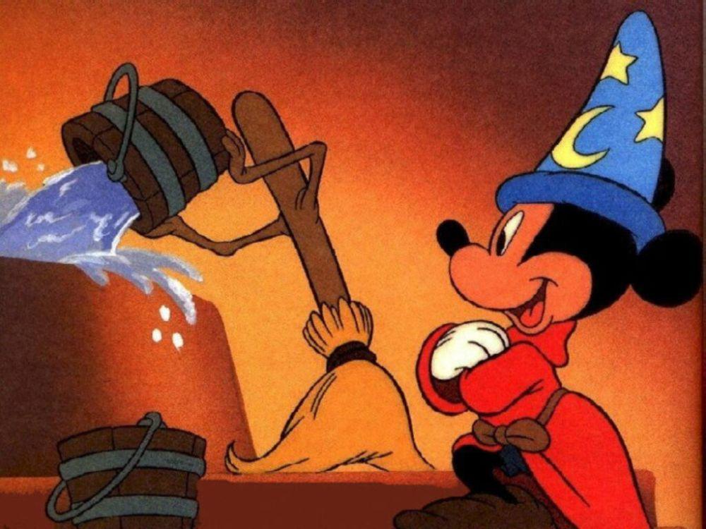 Fantasia (1940, Disney)