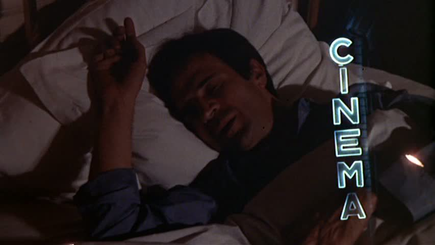 Day for Night (1973, Les Films du Carrosse)