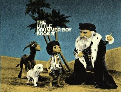 The Little Drummer Boy Book II (1976, Rankin/Bass)