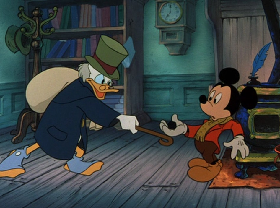 Mickey's Christmas Carol (1983, Disney)
