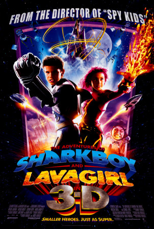 The Adventures of Sharkboy and Lavagirl in 3-D (2005, Troublemaker Studios)