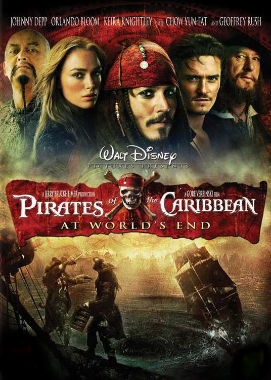 Pirates of the Caribbean: At World's End (2007, Disney)