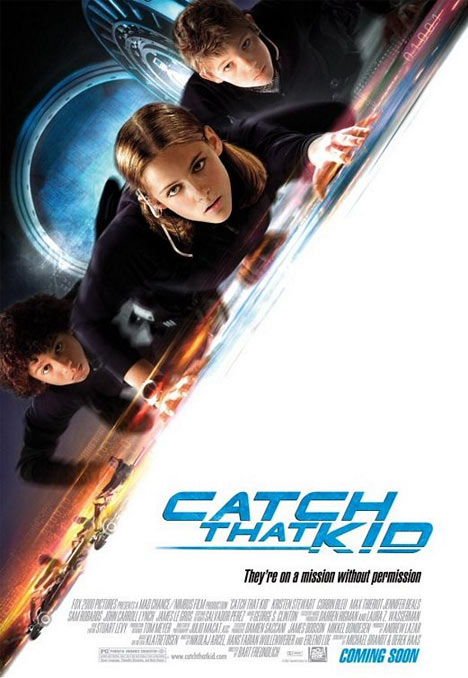 Catch That Kid (2004, Fox 2000 Pictures)