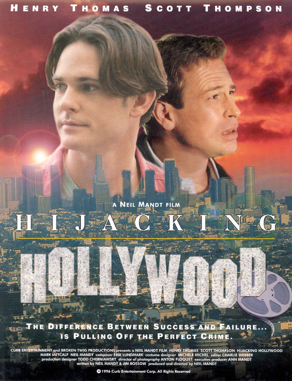 Hijacking Hollywood (1997, Curb Entertainment)