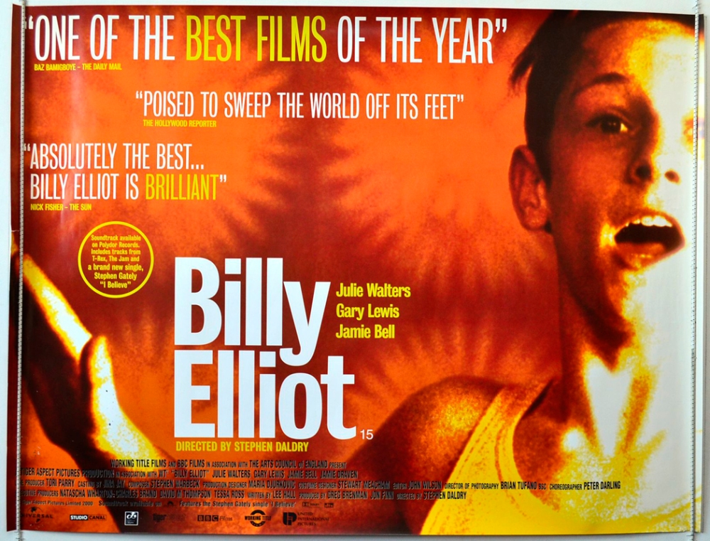 Billy Elliot (2000, Universal)