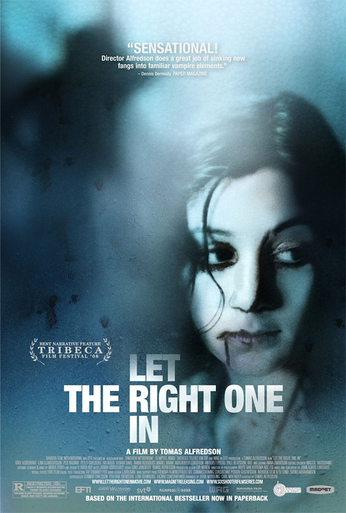 Let the Right One In (2008, Magnet Releasing)