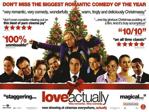 Love Actually (2003, Universal)