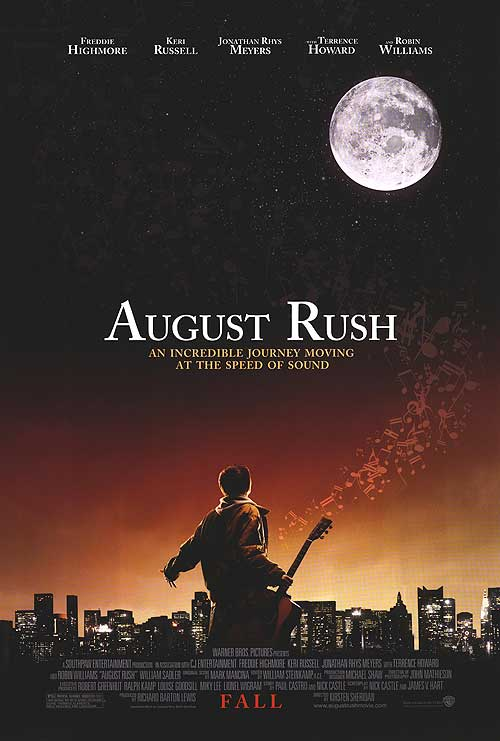 August Rush (2007, Warner Bros.)