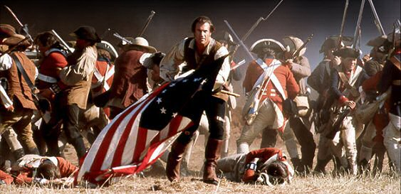 The Patriot (2000, Columbia)