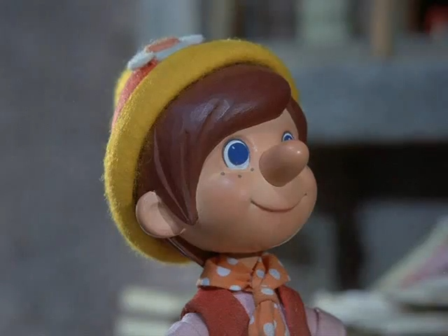 Pinocchio's Christmas (1980, Rankin/Bass)
