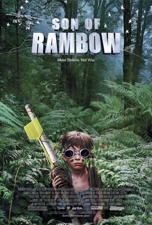 Son of Rambow (2007, Paramount Vantage)