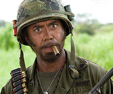 Tropic Thunder (2008, DreamWorks)