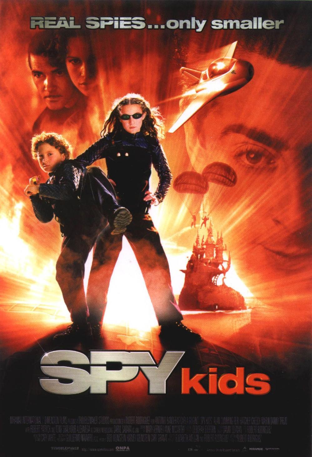 Spy Kids (2001, Troublemaker Studios)