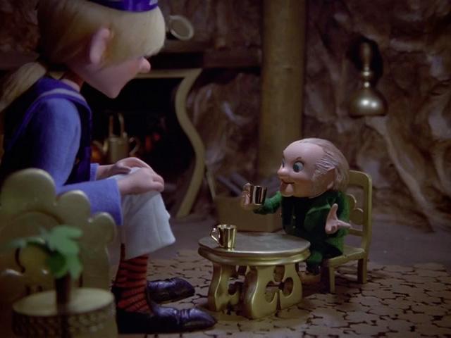 The Leprechauns' Christmas Gold (1981, Rankin/Bass)