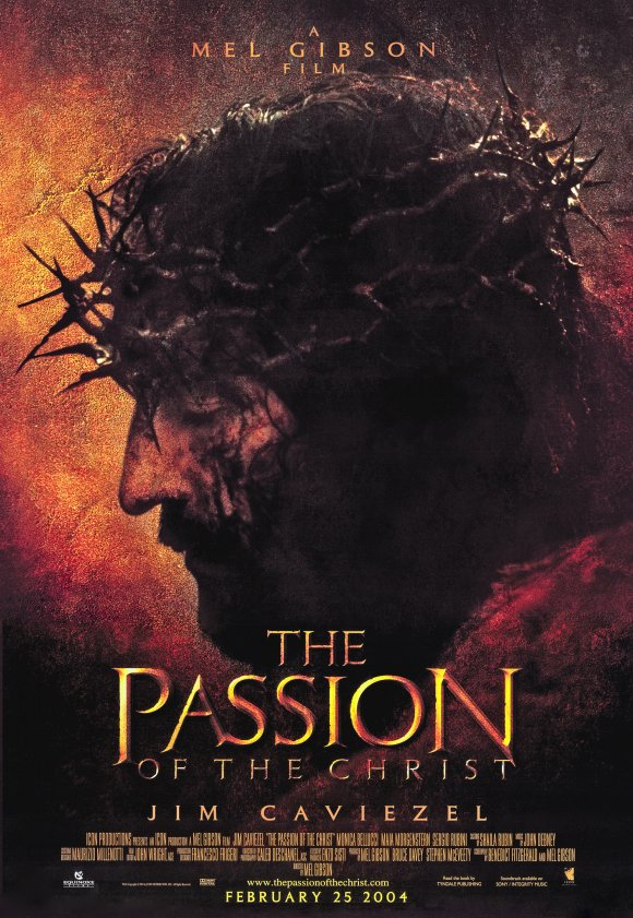 The Passion of the Christ (2004, Newmarket Films)