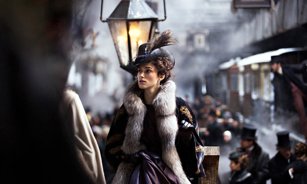 Anna Karenina (2012, Fox Searchlight)