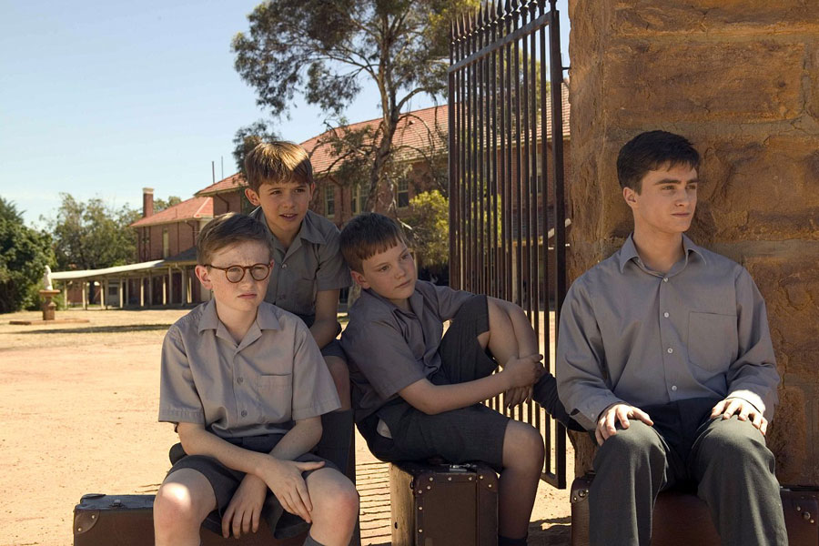 December Boys (2007, Warner Independent Pictures)