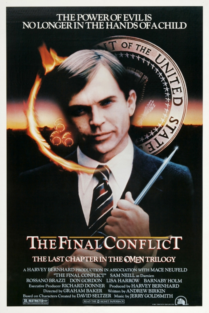 The Omen II: The Final Conflict (1981, 20th Century Fox)