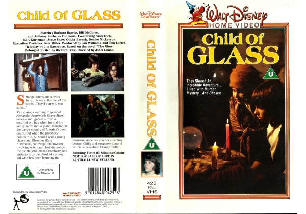 Child of Glass (1978, Disney)