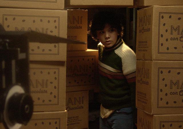 Clandestine Childhood (2011, Film Movement)