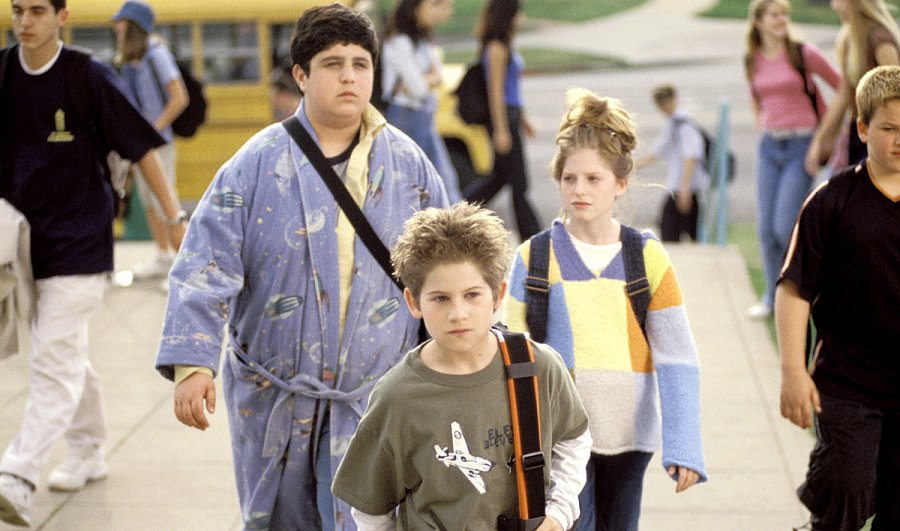 Max Keeble's Big Move (2001, Disney)