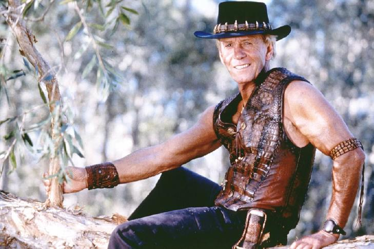 Crocodile Dundee (1986, Paramount)