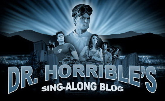 Dr. Horrible's Sing-Along Blog (2008, Timescience Bloodclub)