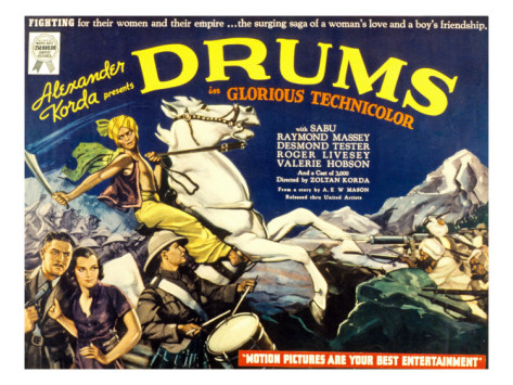 The Drum (1938, United Artists)