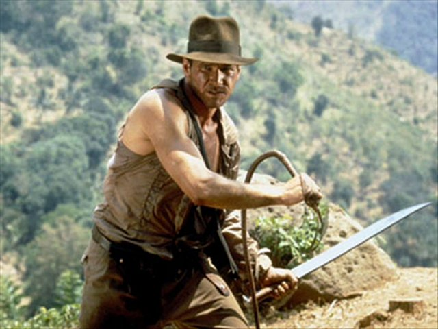 Indiana Jones and the Temple of Doom (1984, Paramount)