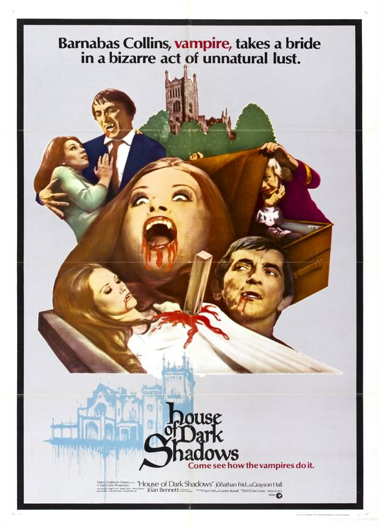 House of Dark Shadows (1970, MGM)